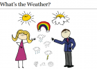 Webquest: What's the weather? | Recurso educativo 35318