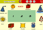 Find the shapes and colours | Recurso educativo 38261