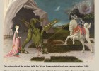 Painting: Saint George and the Dragon, 1460 | Recurso educativo 39455