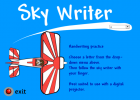Sky writing | Recurso educativo 40147