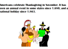 Thanksgiving | Recurso educativo 40551