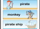 Pirates vocabulary | Recurso educativo 42336