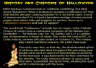 History and customs of Halloween | Recurso educativo 42745