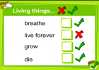 Living and non-living things | Recurso educativo 46139