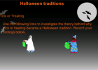 The history of Halloween | Recurso educativo 46686