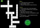 Astronomy crossword | Recurso educativo 52346