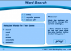 Game: Word search | Recurso educativo 57810