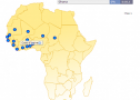 Map quiz: West Africa | Recurso educativo 58666