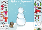 Make a snowman | Recurso educativo 59458