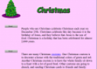 Story of Christmas | Recurso educativo 60110