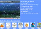 Weather (song and activities) | Recurso educativo 10282