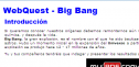 Big Bang | Recurso educativo 22827