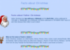 Reading: Facts about Christmas | Recurso educativo 23294