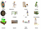 Sport vocabulary | Recurso educativo 23931