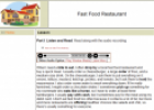 Reading: Fast Food Restaurant | Recurso educativo 24588