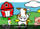 Farm animals | Recurso educativo 24904