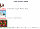 Online Christmas Games | Recurso educativo 24909