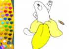 ¡A Colorear Frutas!: Banana | Recurso educativo 28606
