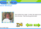 Snow monkeys | Recurso educativo 31888