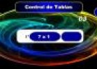 Control de tablas | Recurso educativo 7043