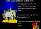 All about adjectives | Recurso educativo 8008