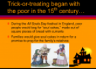 Halloween: Origins and traditions | Recurso educativo 62542