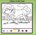 Colouring the farm | Recurso educativo 63249