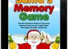 Santa's memory game | Recurso educativo 65529