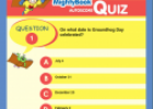 Groundhog day quiz | Recurso educativo 65607