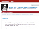 World War II: Causes and consequences | Recurso educativo 70438