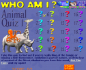 Animal quiz | Recurso educativo 72922