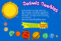 Cosmic cookies | Recurso educativo 75181