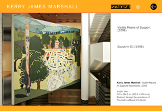 Kerry James Marshall | Recurso educativo 75313