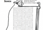 Halloween wordsearch | Recurso educativo 77426