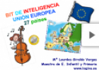 "Bits de Inteligencia ""La Union Europea"" 