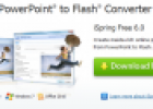 Powerpoint to Flash converter | Recurso educativo 78827