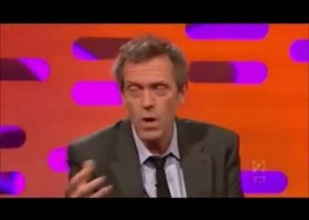 The Graham Norton Show - Hugh Laurie, Robert Pattinson and Reese Witherspoon | Recurso educativo 121663