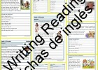 Fichas de inglés Segundo Primaria: Reading-Writting | Recurso educativo 404144