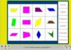 JClic: Triangles i quadrilàters CM | Recurso educativo 679224