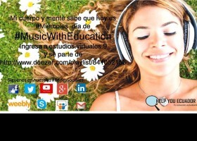 #MusicWithEduaction | Recurso educativo 612415