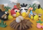 Angry Birds: stop motion | Recurso educativo 732745