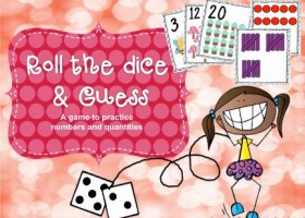 Roll the dice & guess | 3ways2teach | Recurso educativo 735751