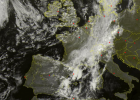 Weather Europe, Satellite Weather Europe, Weather Forecast, Rainfall, Clouds, | Recurso educativo 688581