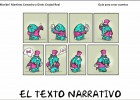 El texto narrativo | Recurso educativo 35777