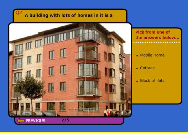 Types of houses | Recurso educativo 41457