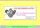 Los determinantes | Recurso educativo 42666