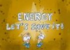 Energy, let's save it! | Recurso educativo 28478