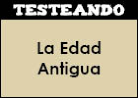 La Edad Antigua | Recurso educativo 45560